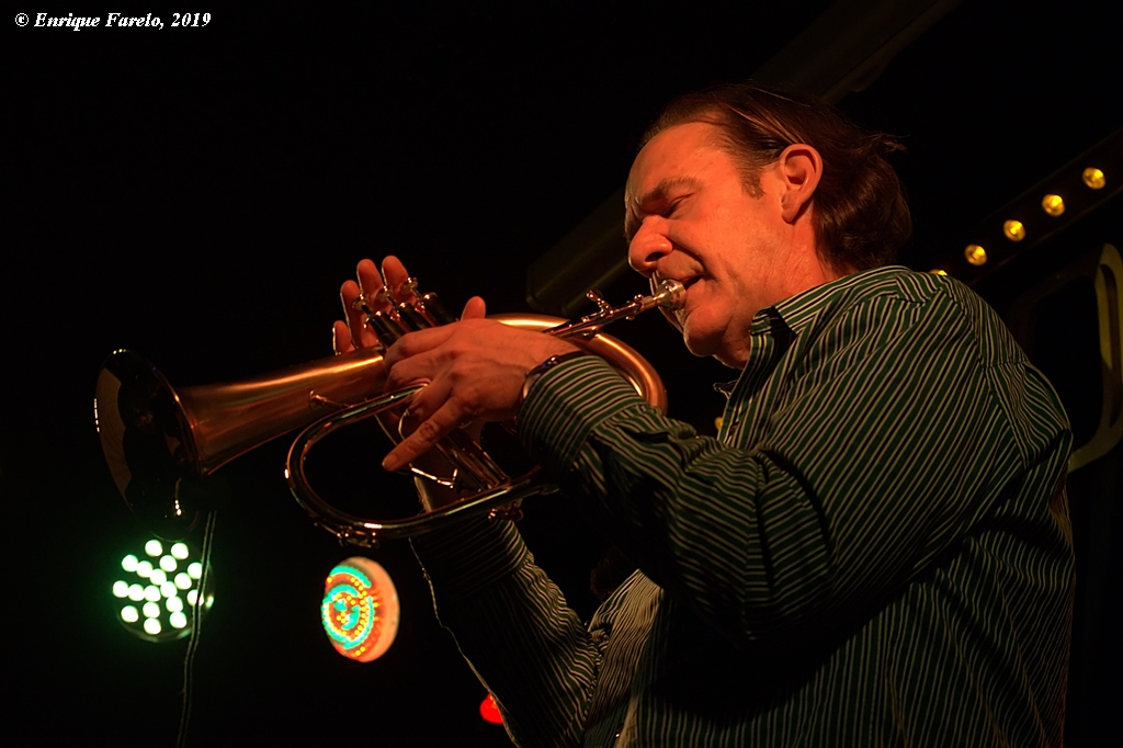 Chris Kase Quartet (Bogui Jazz, Madrid. 2019-03-08) [Concierto]