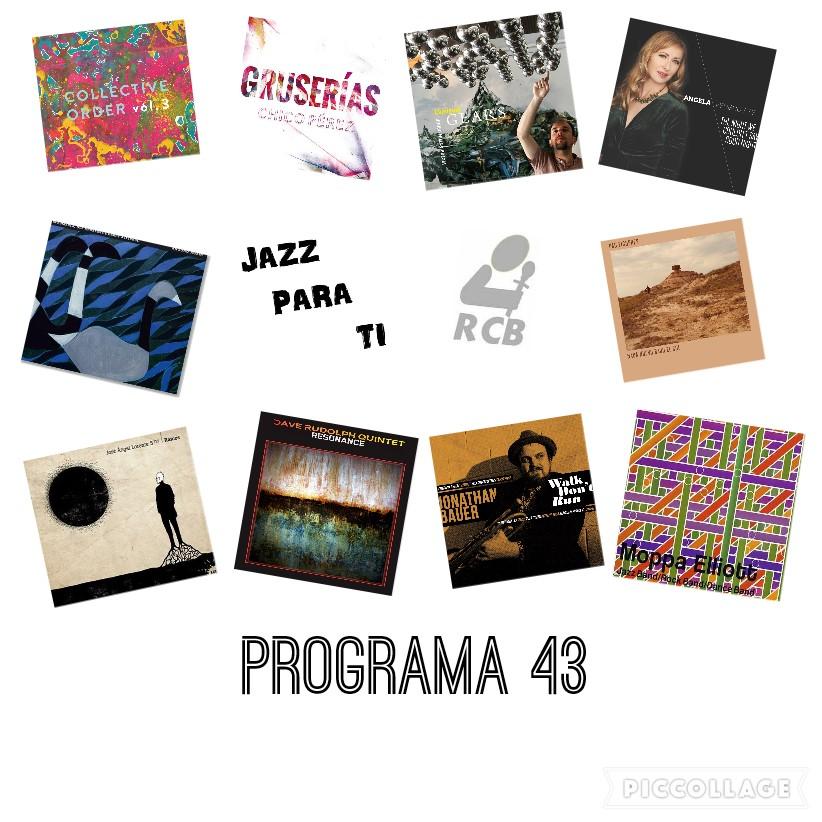 Jazz Para Ti. Programa 043 (2019-05-21) JPT.T2.22 [Podcast]