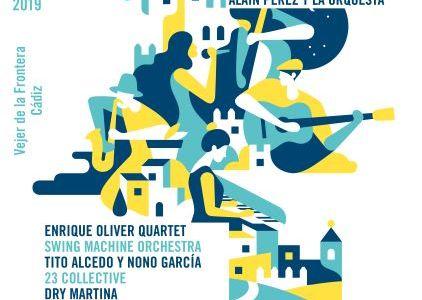 IV Festival Internacional Jazz Vejer (Vejer, Cádiz. 5 y 6 de julio de 2019) [Noticias]