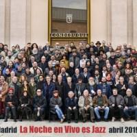Foto La Noche en Vivo es Jazz (26 de junio de 2019. Madrid) [Noticias]