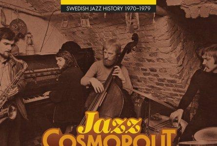 Svensk jazzhistoria Vol. 11 – Jazz Cosmopolit (2017, Caprice Records 22067, 4CD Set) [Disco]