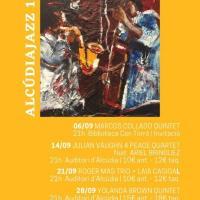 Alcúdia Jazz 19 (6 al 28 de septiembre de 2019) [Noticias]
