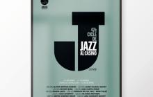 47º Ciclo Jazz en el Casino (Granollers. 20 de septiembre al 27 de diciembre de 2019) [Noticias]