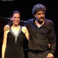 Antonio Serrano & Constanza Lechner (Sala de columnas, Círculo de Bellas Artes, Madrid. 2019-09-21) [Concierto]