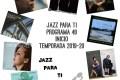 ¡Vuelve Jazz Para Ti! Programa 048: el retorno (2019-10-08) JPT.T3.01 [Podcast]