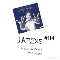 JazzX5#114. Jacky Terrason: Jump! [Minipodcast]