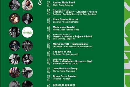 Alternatilla Jazz 2019 (del 21 de noviembre al 8 de diciembre de 2019. Mallorca) [Noticias]