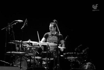 Antonio Sánchez and Migration (28º Guimaraes Jazz, Portugal. 2019-11-08) [Concierto]