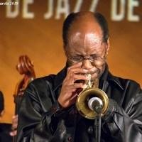 Charles Tolliver presenting Paper Man (JazzMadrid19 - Festival Internacional de Jazz de Madrid, Centro Centro, Madrid)