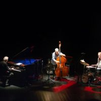 Trio Oliva / Boisseau / Rainey (28º Guimaraes Jazz, Portugal. 2019-11-09) [Concierto]