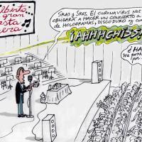 Notas de Humor by Kuto. Marzo 2020 [Humor y Jazz]