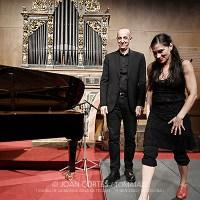 "INSTANTZZ: Sònia Sánchez y Agustí Fernández ""Aigua brollant d'una pedra negra"" (Museu de la Música -Sala de Teclats- / L'Auditori, Barcelona 2020-01-19) [Galería fotográfica] #YoMeQuedoEnCasa #IStayAtHome"
