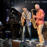 INSTANTZZ: Huesca es Jazz II. The Cominmens (Huesca. 2020-09-19) [Galería fotográfica AKA Fotoblog de jazz, impro… y algo más] Por Fabio Galicia