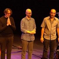 """Suso Saiz """"Ambient Jazz Trio"""" (Festival Internacional de Jazz de Madrid, Centro Cultural Conde Duque, Madrid. 2020-11-26) [Concierto de jazz] Por Enrique Farelo y Carlos Lara"""
