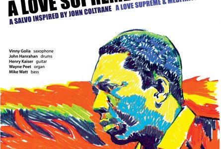A Love Supreme Electric: A Love Supreme & Meditations: A Salvo Inspired by John Coltrane (Cuneiform Records, 2020) [Grabación de jazz] Por Rudy de Juana.