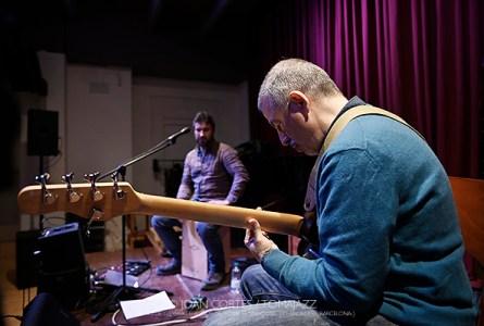 INSTANTZZ: Jordi Gaspar & Rubén Fernández (Joan Bretcha Guitar Series – 31è Jazz Granollers Festival / Casino de Granollers Club de Ritme, Granollers -Barcelona-.  2021-03-12) [Galería fotográfica AKA Fotoblog de jazz, impro… y algo más] Por Joan Cortès
