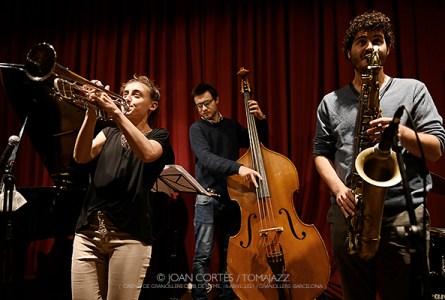 INSTANTZZ: Alba Careta Group  (31è Jazz Granollers Festival / Casino de Granollers Club de Ritme, Granollers -Barcelona-.  2021-04-16) [Galería fotográfica AKA Fotoblog de jazz, impro… y algo más] Por Joan Cortès