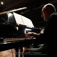 """INSTANTZZ: Lluís Vidal & David Xirgu """"Carla Bley Songbook""""  (31è Jazz Granollers Festival / Casino de Granollers Club de Ritme, Granollers -Barcelona-.  2021-04-30) [Galería fotográfica AKA Fotoblog de jazz, impro… y algo más] Por Joan Cortès"""