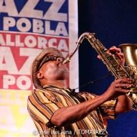 INSTANTZZ: Jean Toussaint Quartet (Especial 27º Mallorca jazz Sa Pobla II/V) [Galería fotográfica AKA Fotoblog de jazz, impro… y algo más] Por José Luis Luna Rocafort