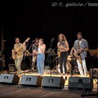 INSTANTZZ: Drop Collective (Festival Huesca es Jazz 2021) [Galería fotográfica AKA Fotoblog de jazz, impro… y algo más] Por Fabio Galicia