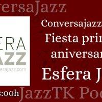 Fiesta Primer Aniversario de Esfera Jazz (2021-09-26) [Noticias]