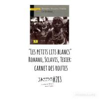 """JazzX5#283. Romano, Sclavis, Texier: """"Les petits lits blancs"""" [carnet des routes (Label Bleu, 1995)] [Minipodcast de jazz] Por Pachi Tapiz"""