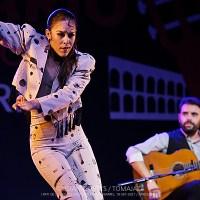INSTANTZZ: Patricia Guerrero & Dani de Morón [Flamenco a Nou Barris 21: Desvarío / Pati de la Seu del Districte de Nou Barris, Barcelona.  2021-09-19 (III/IV)]] [Flamencura AKA Galería fotográfica AKA Fotoblog de jazz, impro… y algo más] Por Joan Cortès