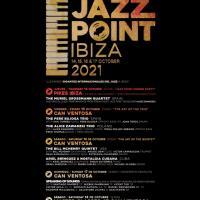 2nd International Festival Jazz Point Ibiza (14 al 17 de octubre de 2021 (Ibiza) [Noticias de jazz]