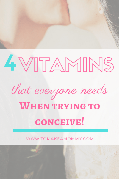 Whether you have just started trying to conceive, or you have been trying to get pregnant for years, you need to be taking these basic fertility supplements every day! This is even more important for those of us with infertility!