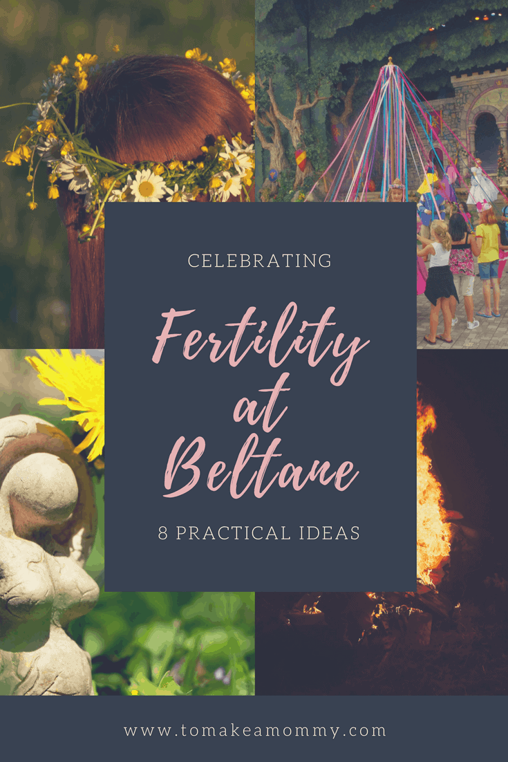 Celebrating Fertility at Beltane