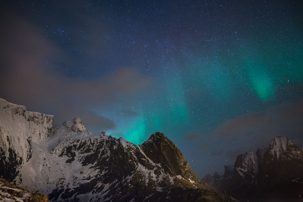 Northern Lights Norway May