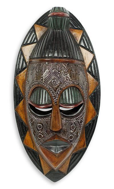 Mask Making Lesson Plan