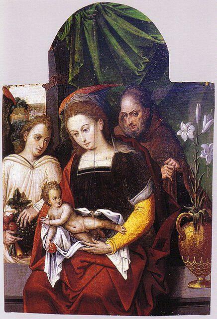 Imagenes Sagrada Familia Navidad.Arte La Sagrada Familia Feliz Navidad Tomas Bartolome