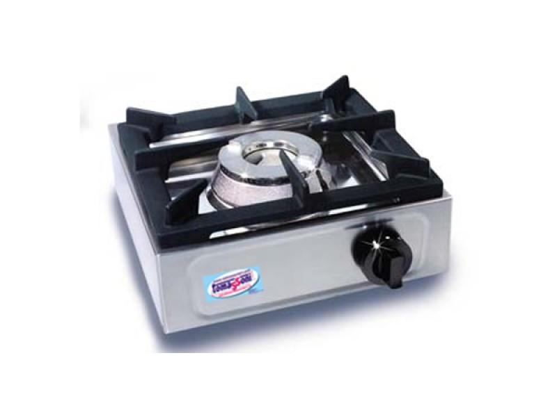 Fornello a gas metano 1 fuoco  Colonna porta lavatrice
