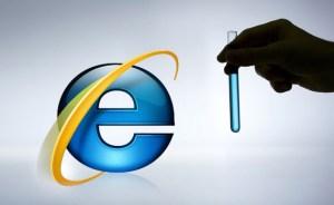 Bug do Internet Explorer 8 - Ah vá!