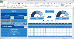 Monitoramento qualidade fornecedores