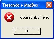 VBA - MsgBox com ícone personalizado
