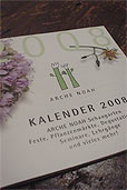 Arche-Noah-Kalender 2008 (Bildquelle: Henry)