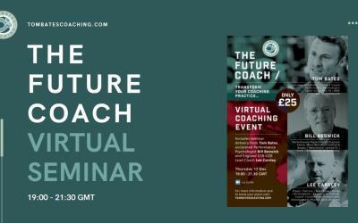 The Future Coach Virtual Seminar Dec 2020 – Success!