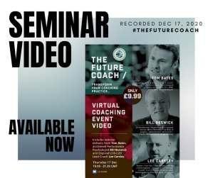 Image for The Future Coach Virtual Seminar Video Bill Beswick and Lee Carsley