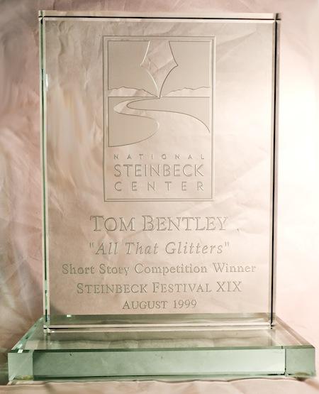 Steinbeck award copy
