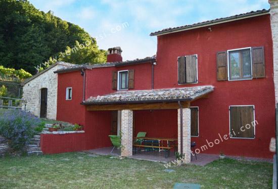 Casa Rossa  Agenzia Immobiliare Tombolesi