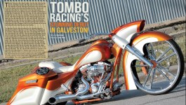 Tombo Racing's Feature in Urban Bagger Magazine