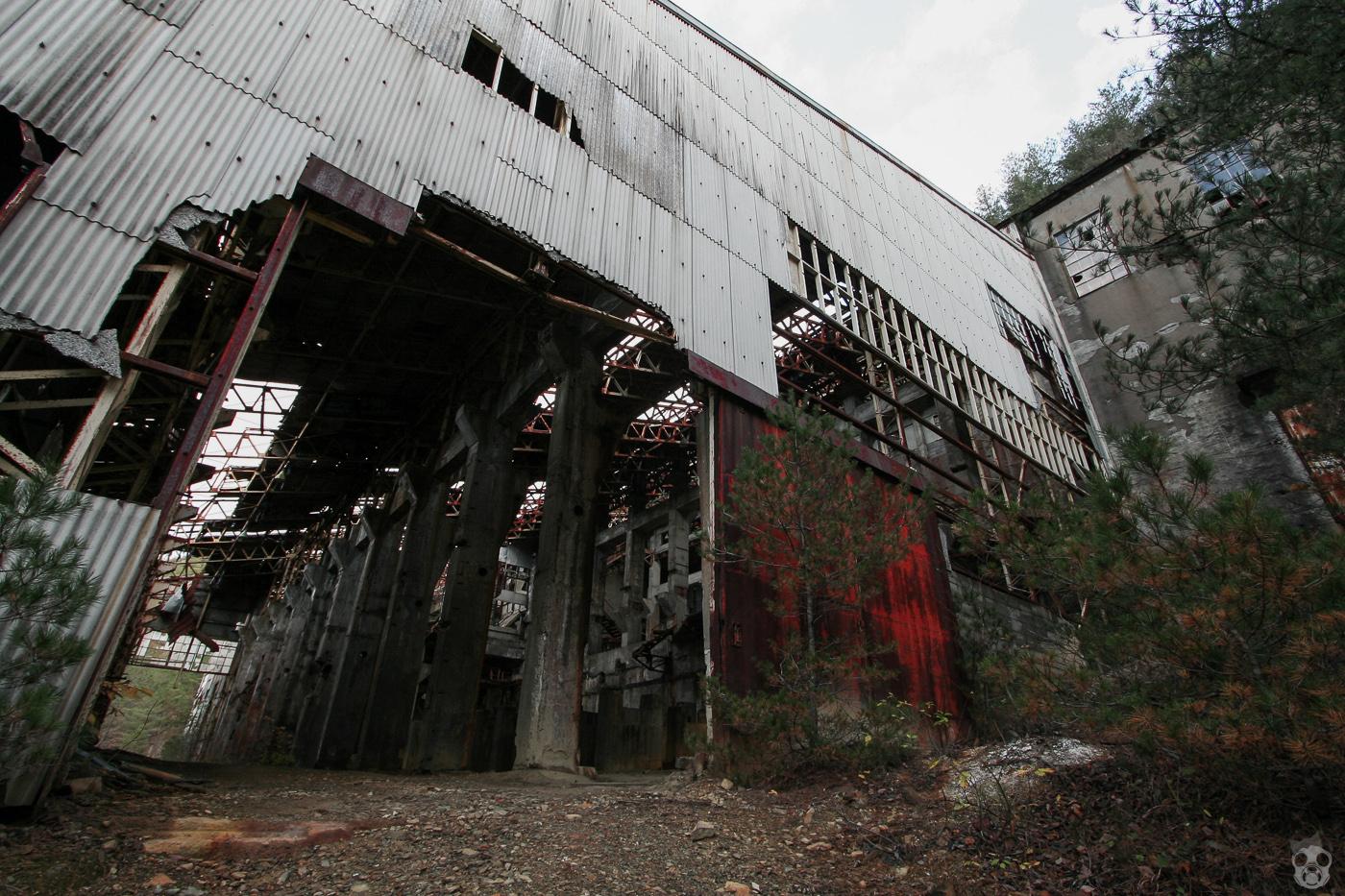 Abandoned Mine Taro  田老鉱山跡