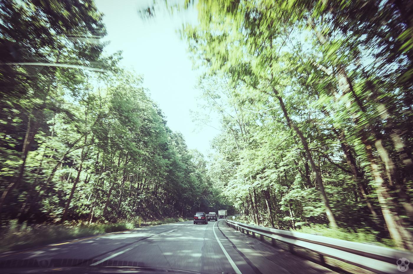 フィラデルフィアから車をかっとばして、サイレントヒルのモデルになった町、セントラリアに行く!