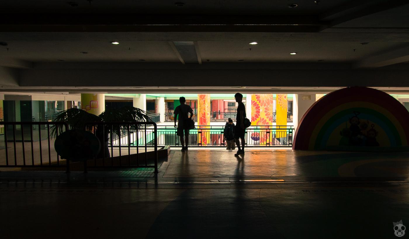 New South China Mall  華南MALL 中国ショッピングモール 廃墟