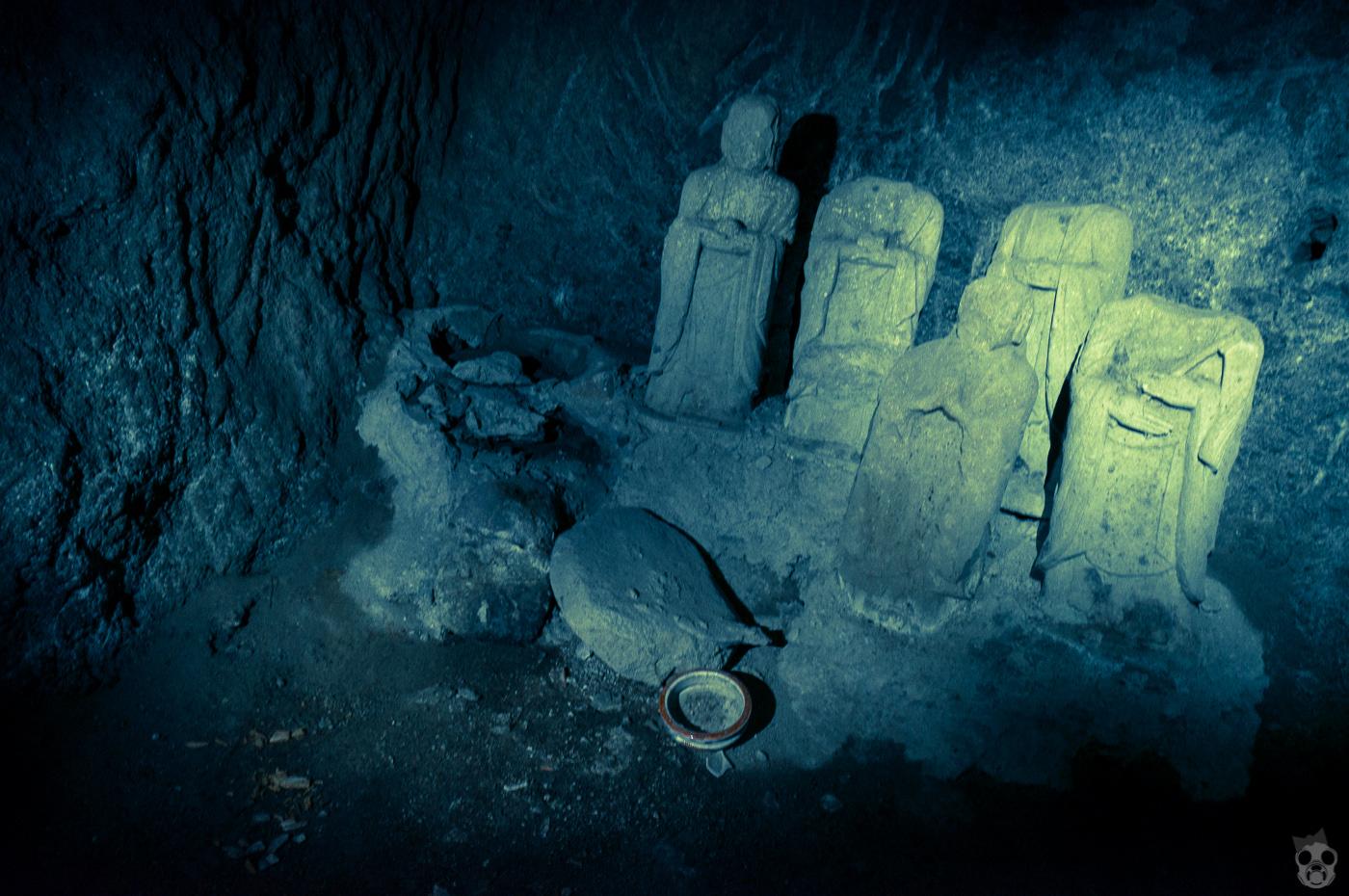 Haunted Cave  伊豆のおばけ穴