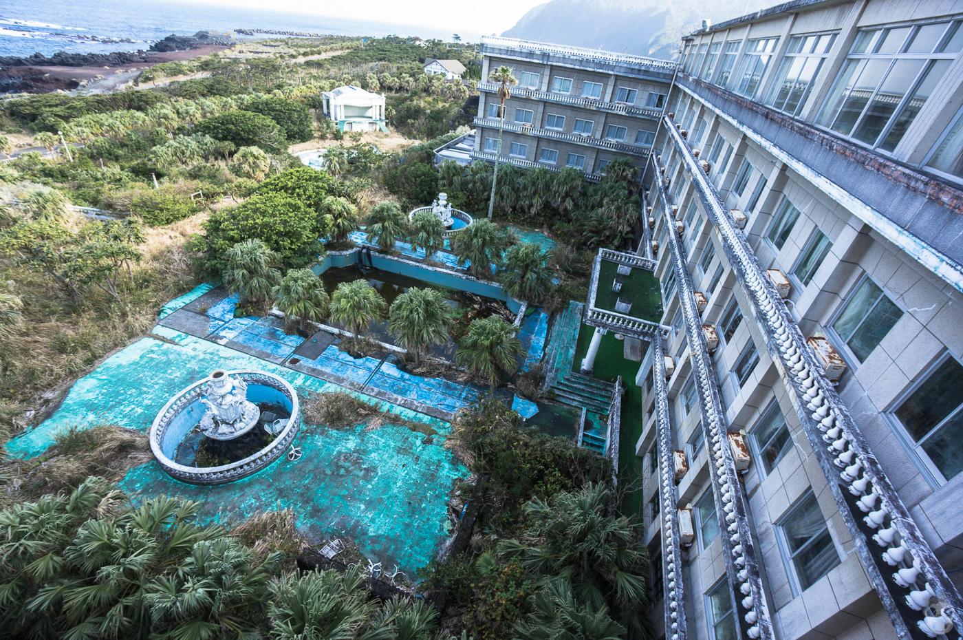 Hachijo Oriental Resort Hotel
