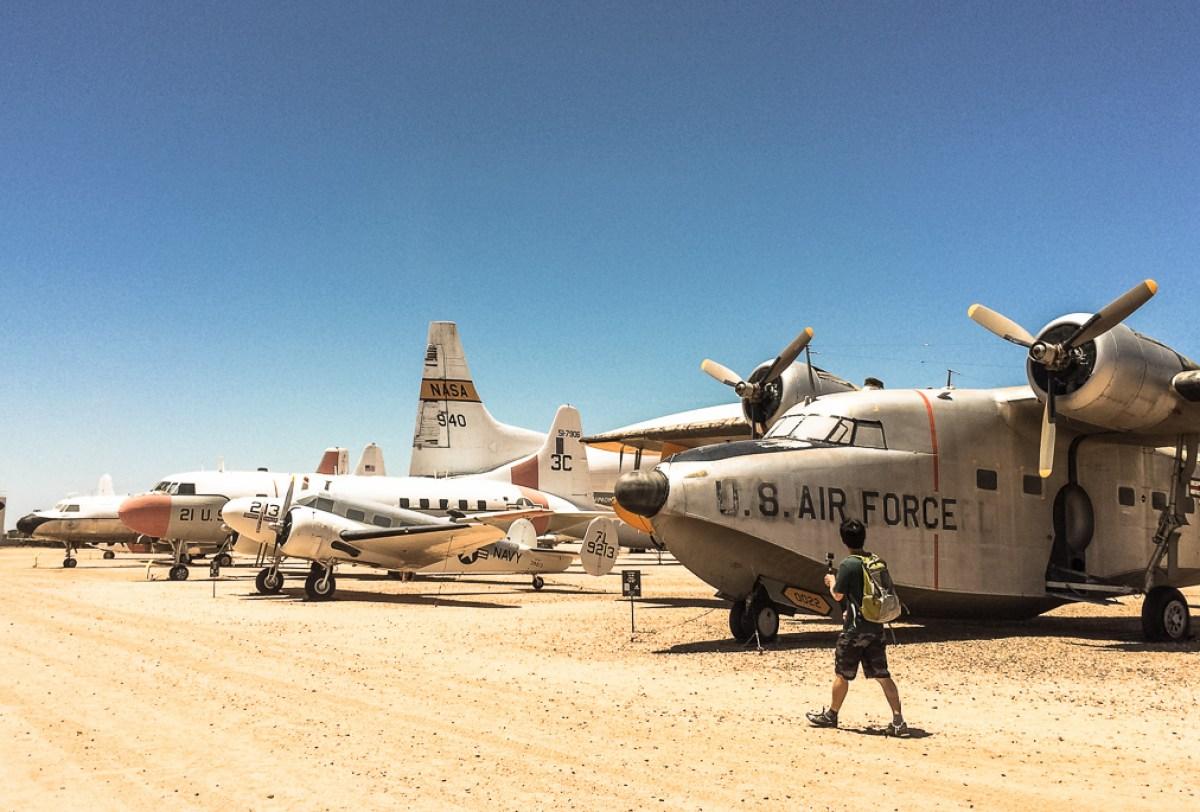 Pima Air & Space Museum : ピマ・エアー & スペース・ミュージアム