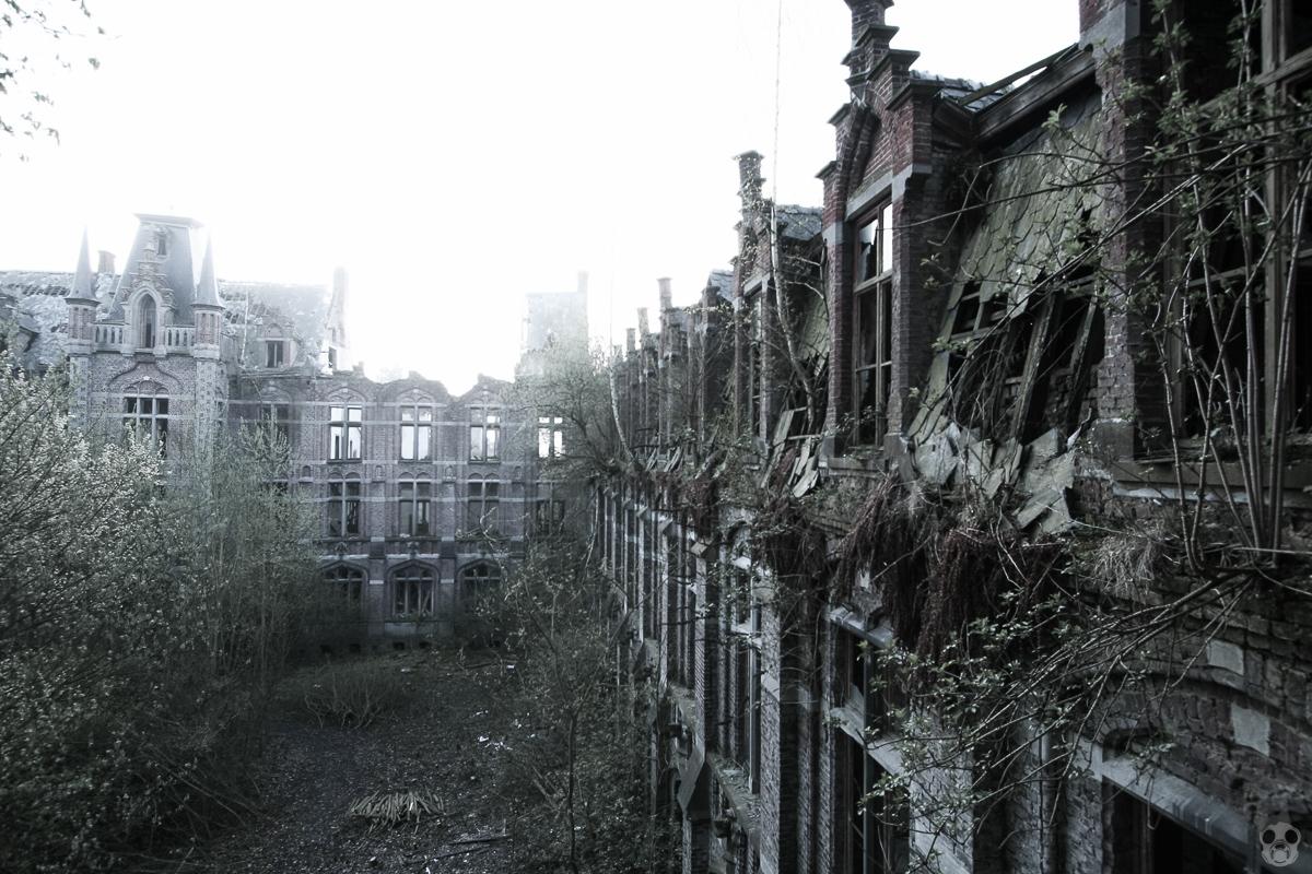 Belgium Urbex ベルギー廃墟